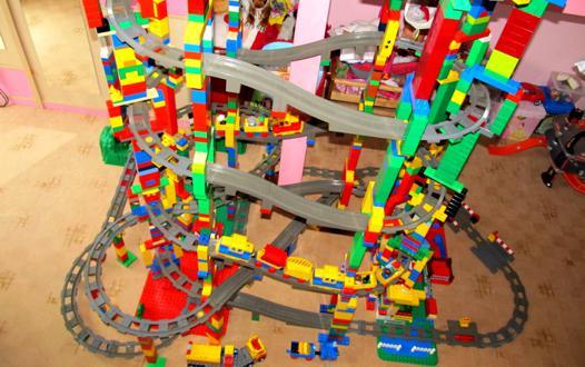 circuit train lego