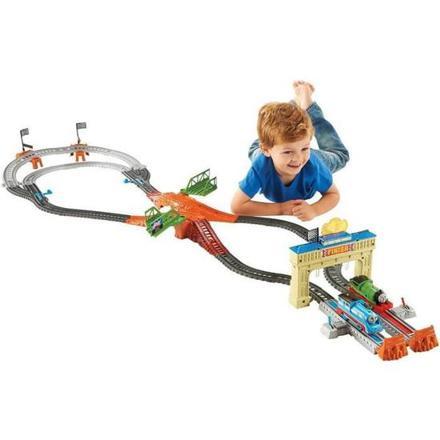 circuit train motorisé