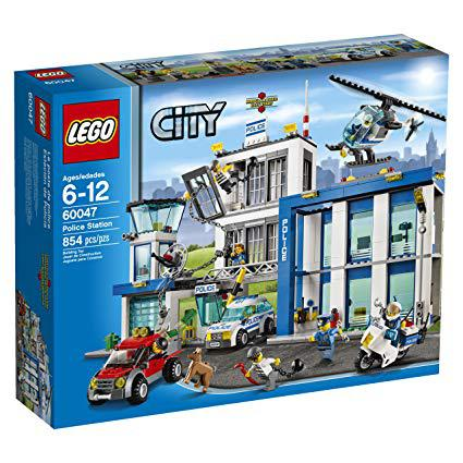 city lego police