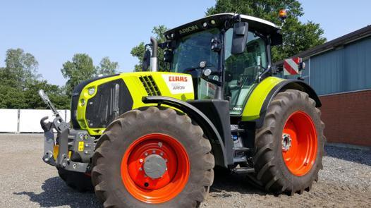 claas tracteur