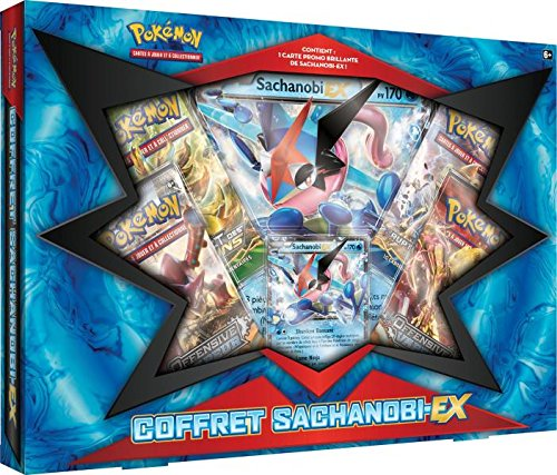 coffret pokemon sachanobi ex