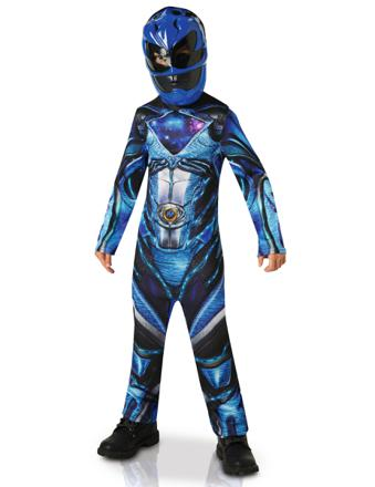 deguisement power ranger bleu