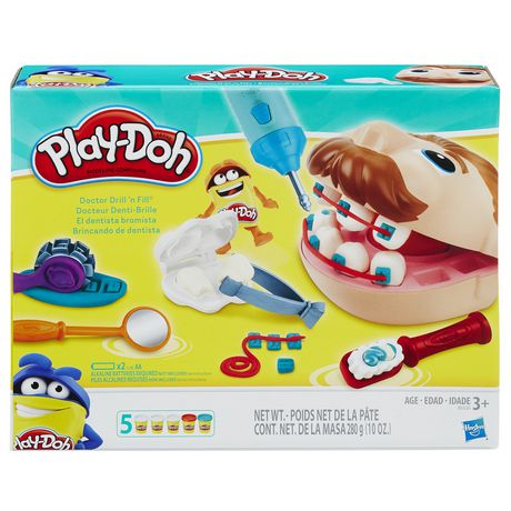 dentiste play doh