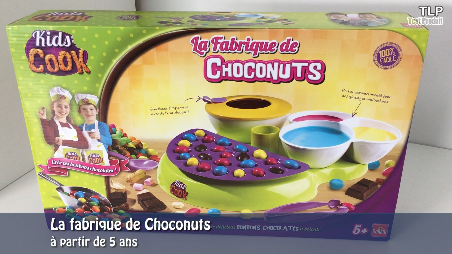 fabrique choconuts