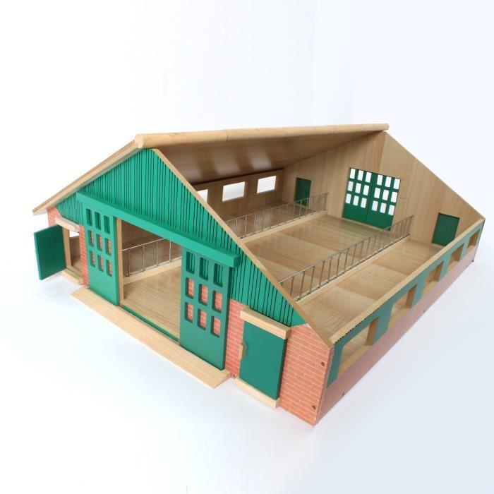 ferme en bois pour enfant