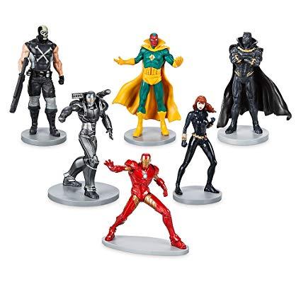 figurine avengers