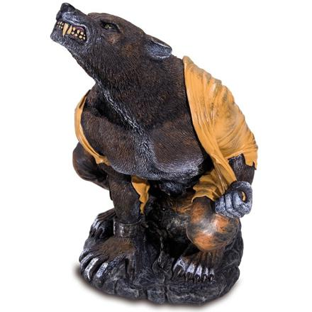 figurine loup garou