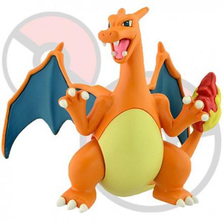 figurine pokemon dracaufeu