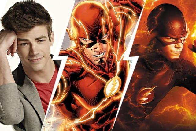 flash heros