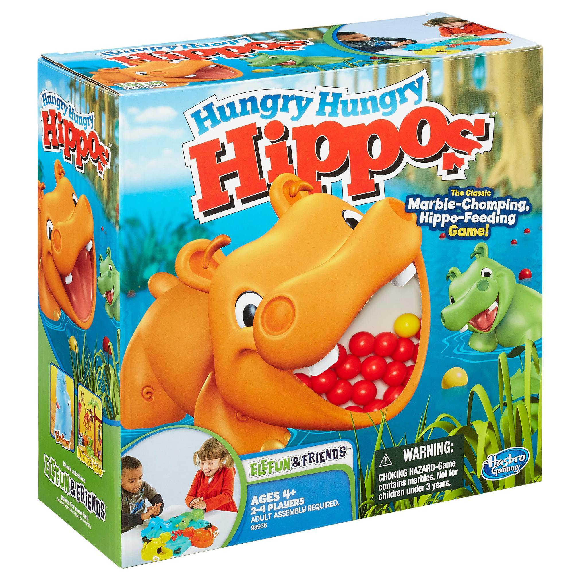 hasbro hippo