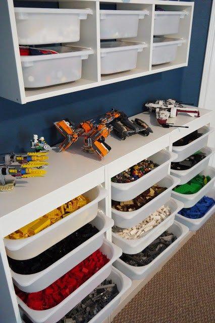 idee rangement lego
