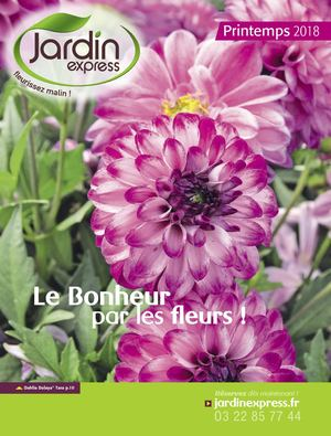 jardin express catalogue
