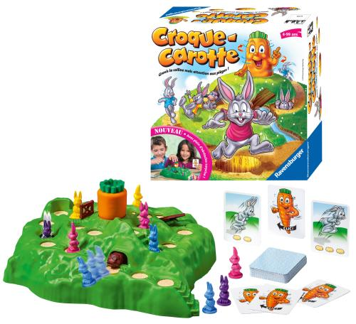 jeu croque carotte ravensburger