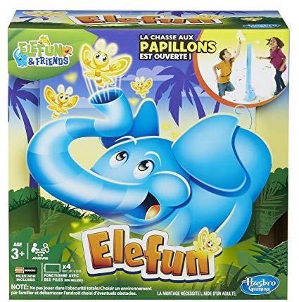 jeu d éléphant