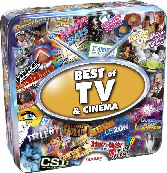 jeu de société best of tv et cinéma