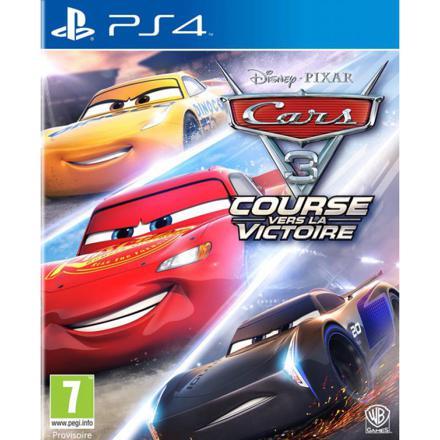 jeux de cars 3