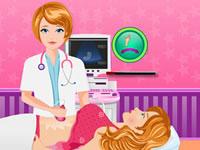 jeux de maternité accouchement