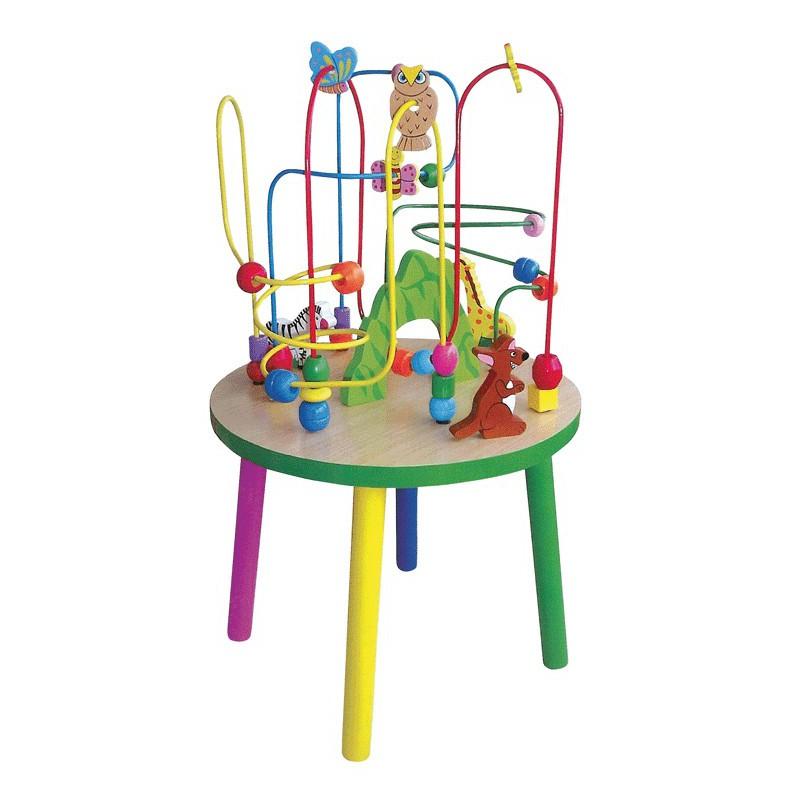 jeux en bois petite enfance