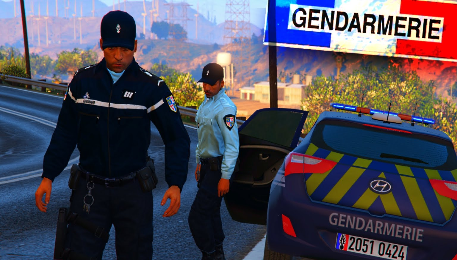 jeux gendarmerie