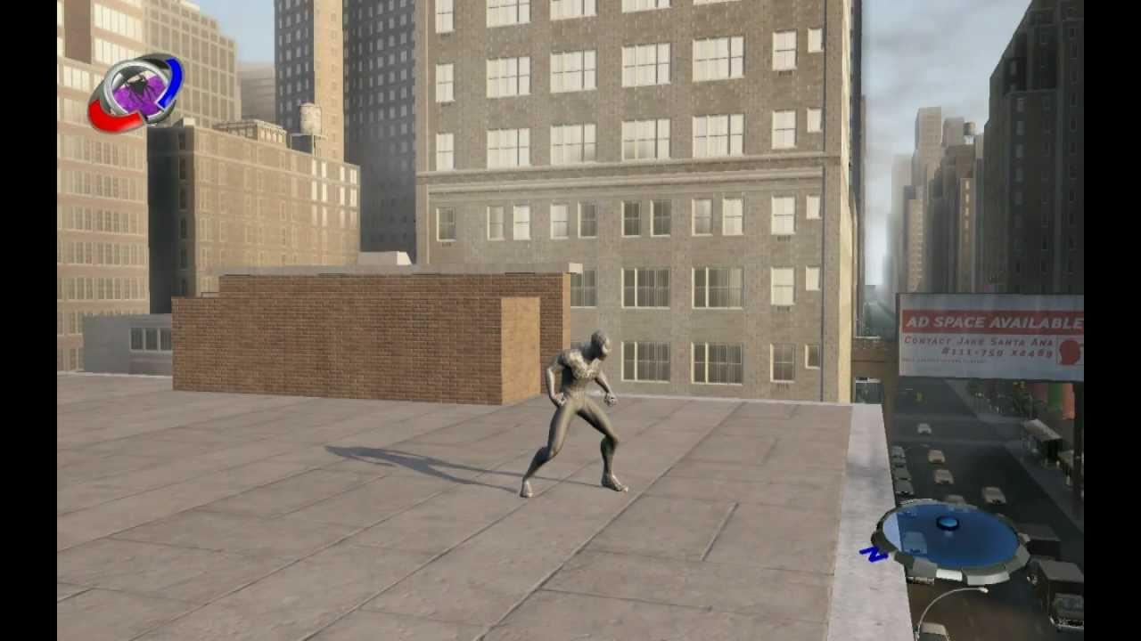 jeux spiderman 3