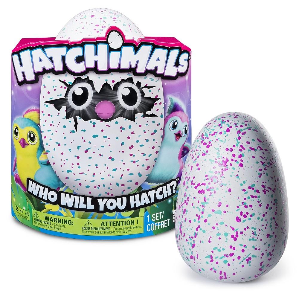 jouet oeuf hatchimals