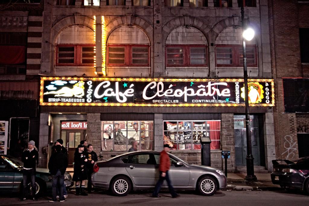 le cleopatre club