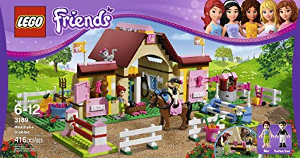 lego friends 3189