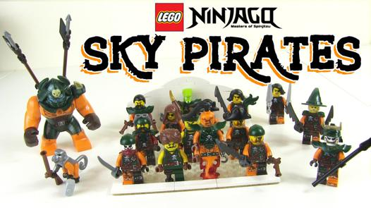 lego ninjago pirates