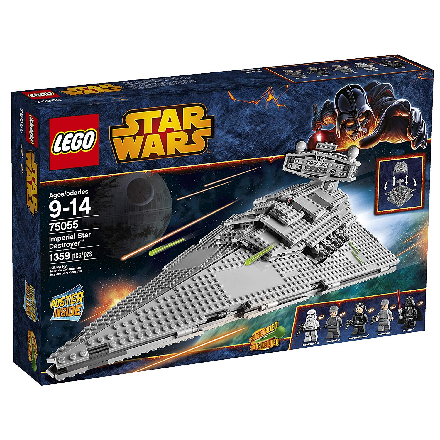 lego star wars imperial destroyer
