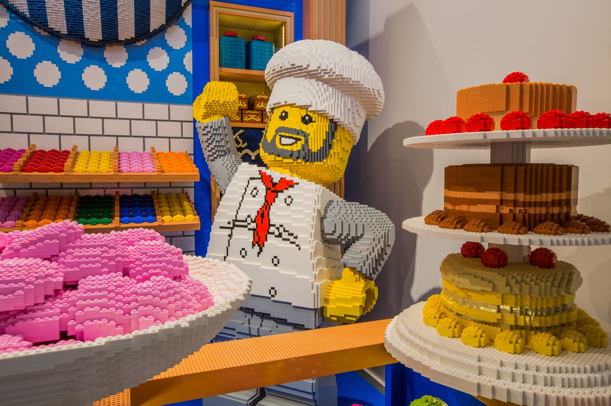 lego store chatelet