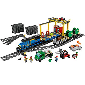 lego train pieces