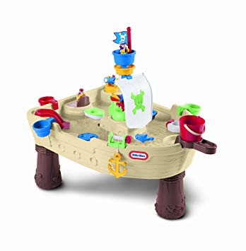 little tikes bateau pirate