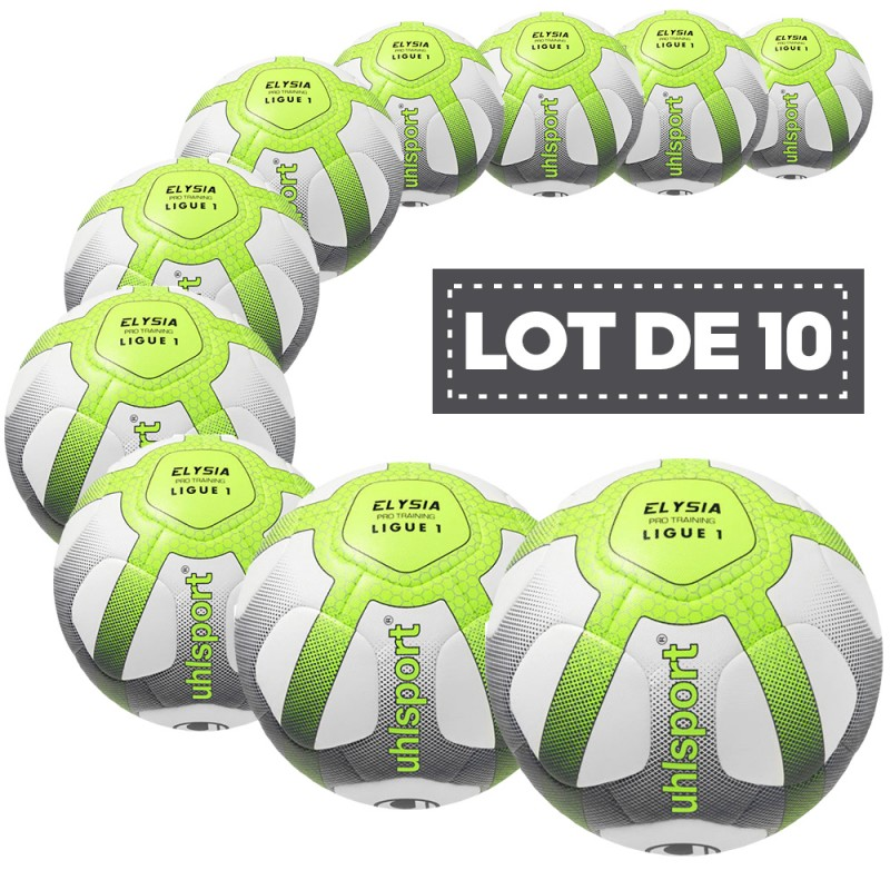 lot ballon foot