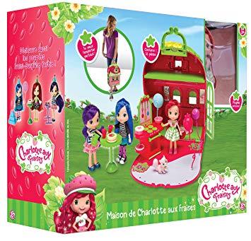 maison charlotte aux fraises