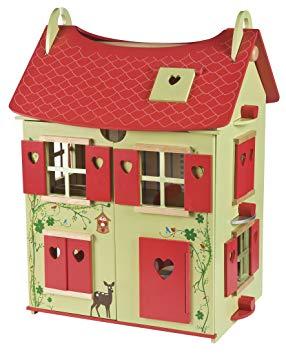 maison de poupéé en bois janod