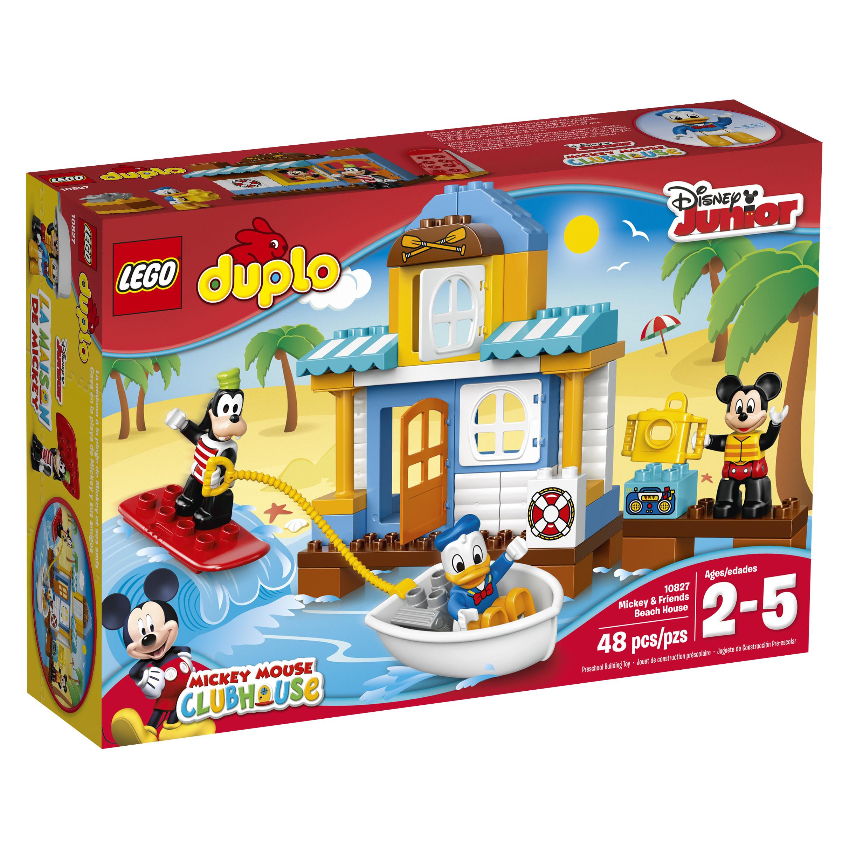 maison mickey lego