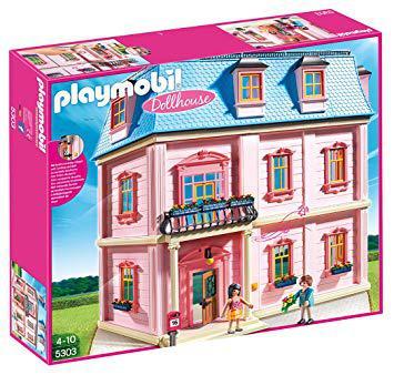 maison playmobil fille
