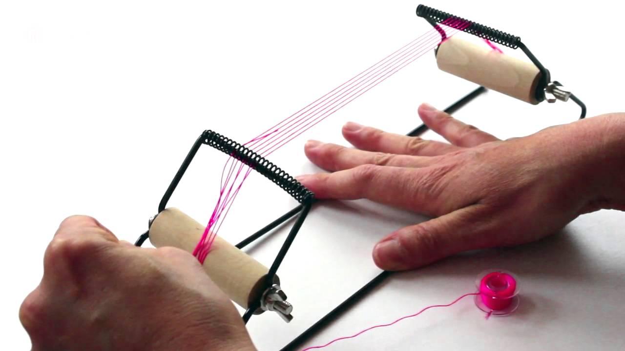métier à tisser perles et bracelets brésiliens