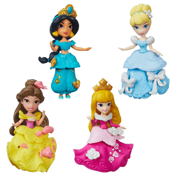 mini figurine princesse disney