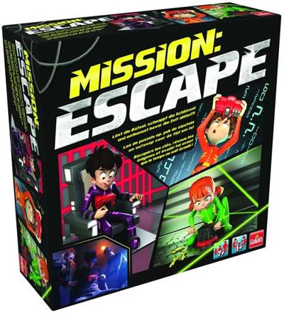 mission escape goliath