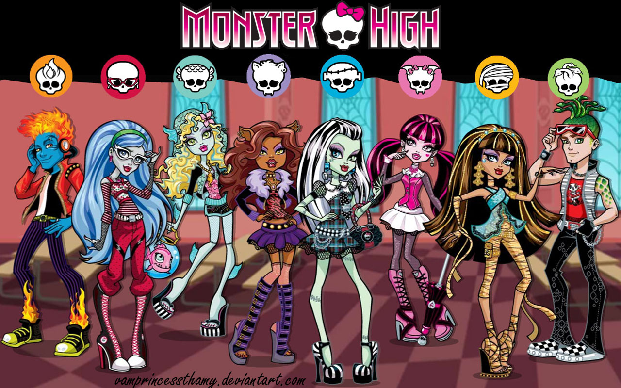 monster high world