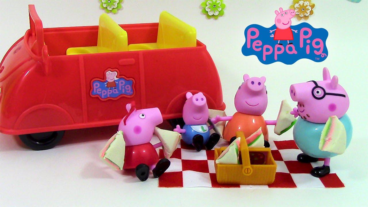 peppa pig en jouet