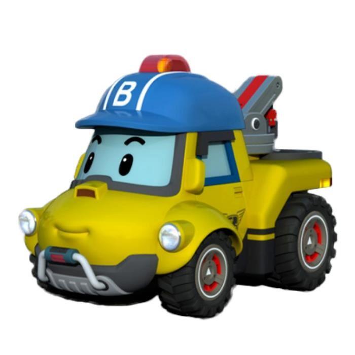 personnage robocar poli
