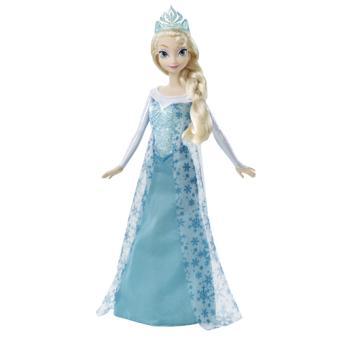 poupee barbie reine des neiges