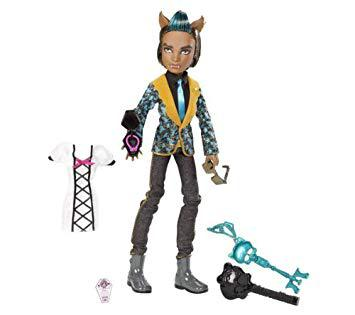 poupeé monster high clawd