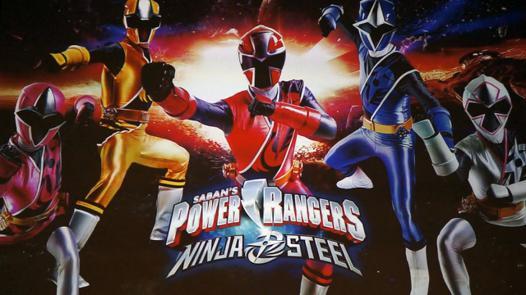 powers rangers ninja steel