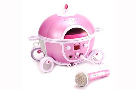 radio cd princesse