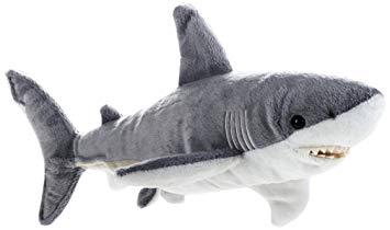 requin peluche