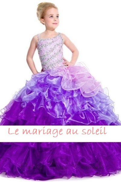 robe de princesse 12 ans