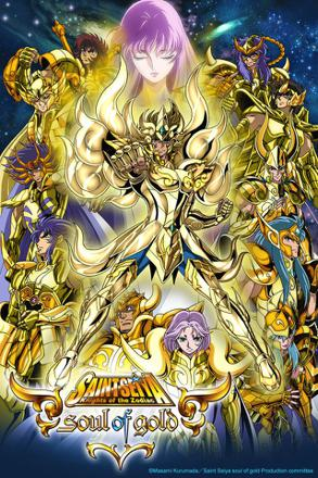 streaming saint seiya
